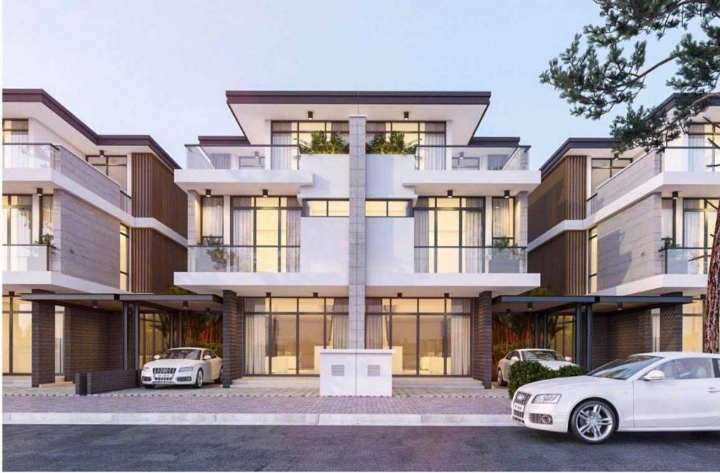 thiết kế biệt thự cam ranh city gate