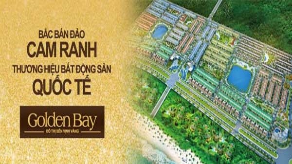 golden bay cam ranh