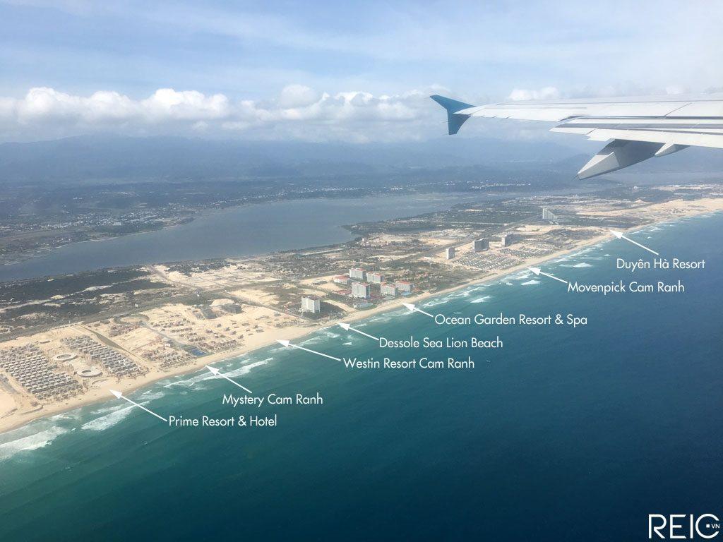 khu du lịch Bắc Bán Đảo Cam Ranh