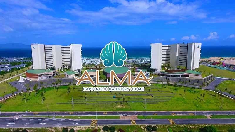 ảnh đại diện alma resort