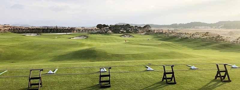 sân tập KN Golf Links Cam Ranh