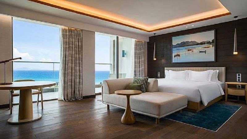 Executive Room tai Cam Ranh
