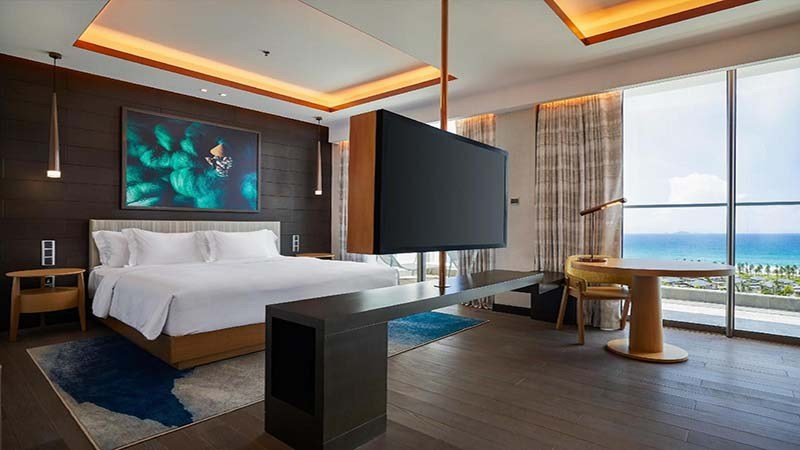 Junior Suite tai Radisson Blu Cam Ranh