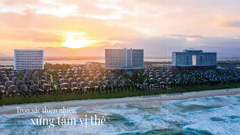 Toàn Cảnh Radisson Blu Resort Cam Ranh