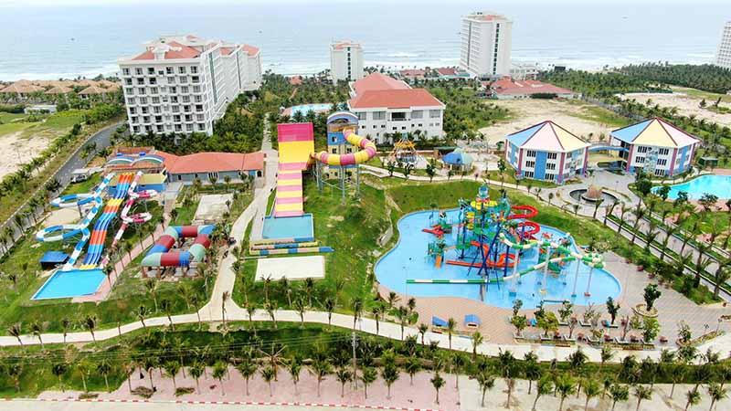 Tổng quan Golden Peak Resort & Spa Cam Ranh