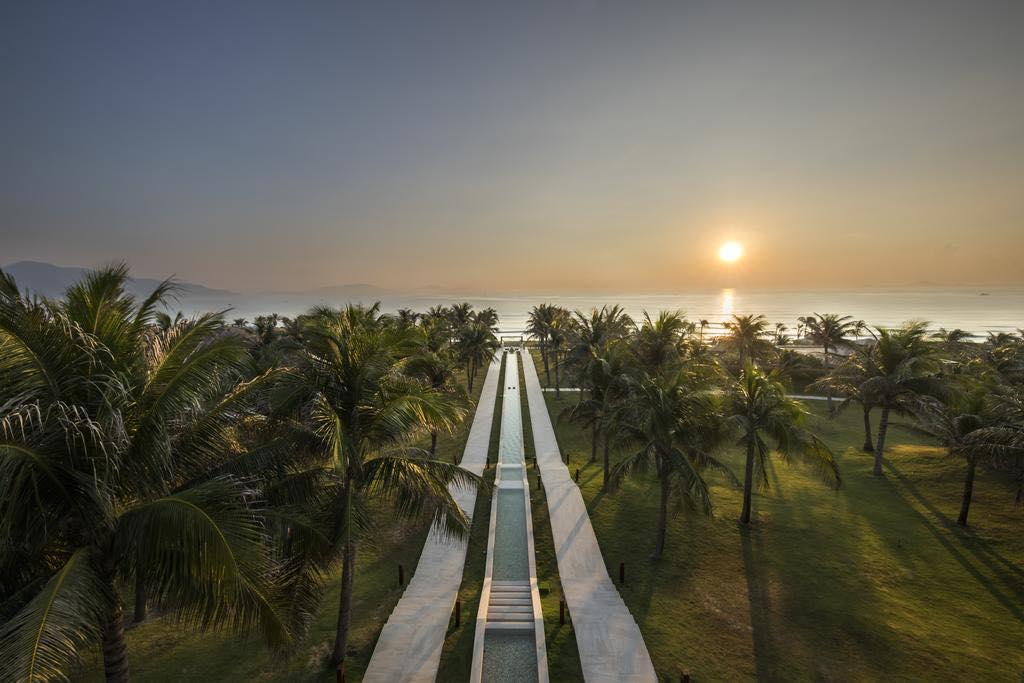 Ảnh Chụp Thực Tế Tại Fusion Resort Cam Ranh