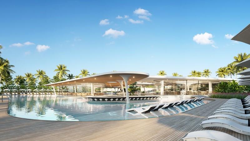Tiện ích Vogue Cam Ranh Resort