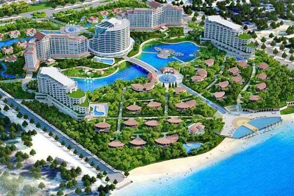 Tổng Quan Sea Horse Cam Ranh Resort
