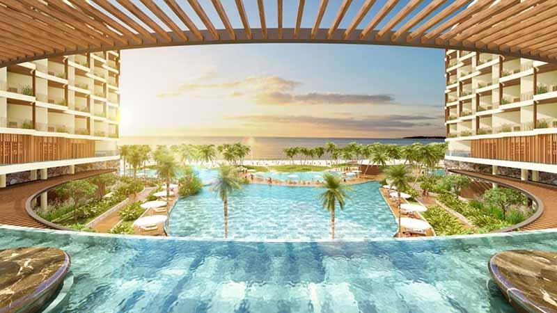 Tiện ích Tại Amiana Resort Cam Ranh