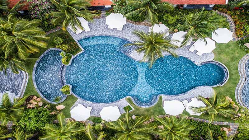 Hồ Bơi Tại The Anam Cam Ranh