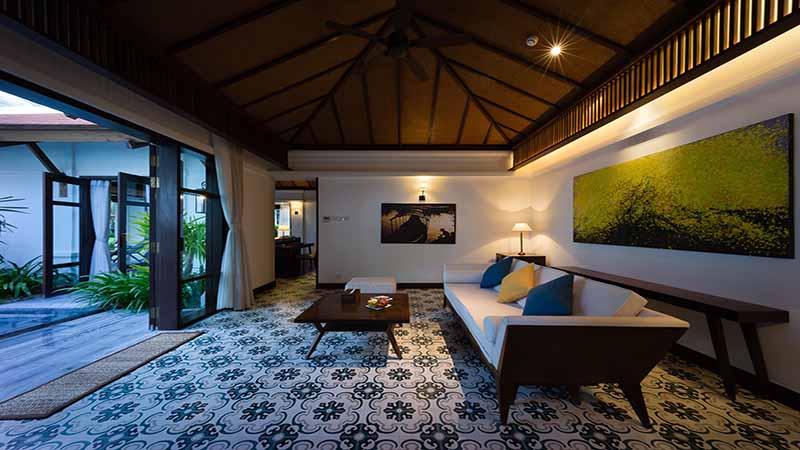 Nội Thất Sang Trọng Tại Biệt Thự The Anam Resort Cam Ranh