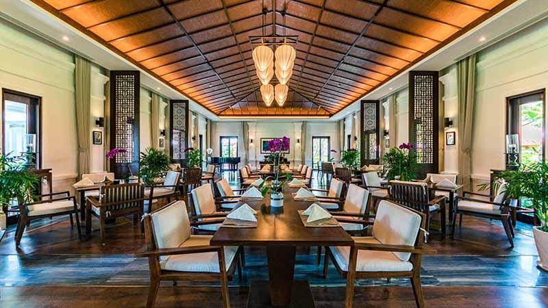 Nhà Hàng Sang Trọng Tại The Anam Resort Cam Ranh