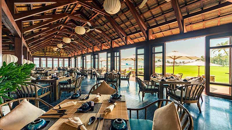 Nhà Hàng Tại The Anam Resort Cam Ranh