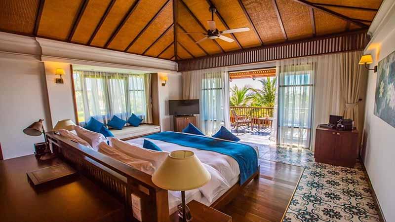Phòng Ngủ Tại The Anam Resort