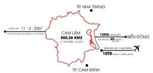 Tổng Quan Huyện Cam Lâm
