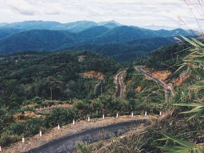 núi hòn bà Cam Lâm