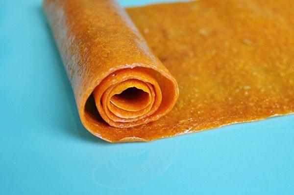 Bánh tráng xoài Cam Ranh