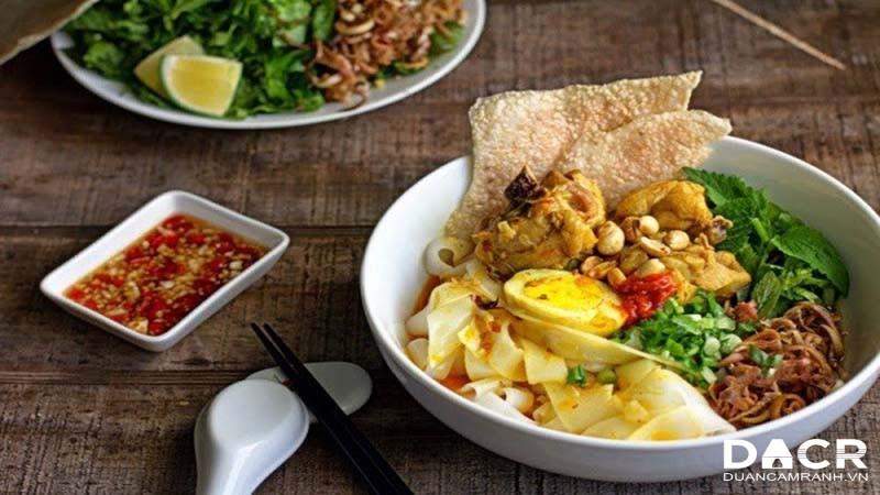 Mì Quảng Cam Ranh - Ăn gì ở Cam Ranh