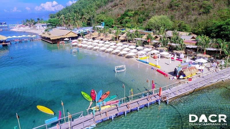 Toàn Cảnh Đảo Robinson Nha Trang