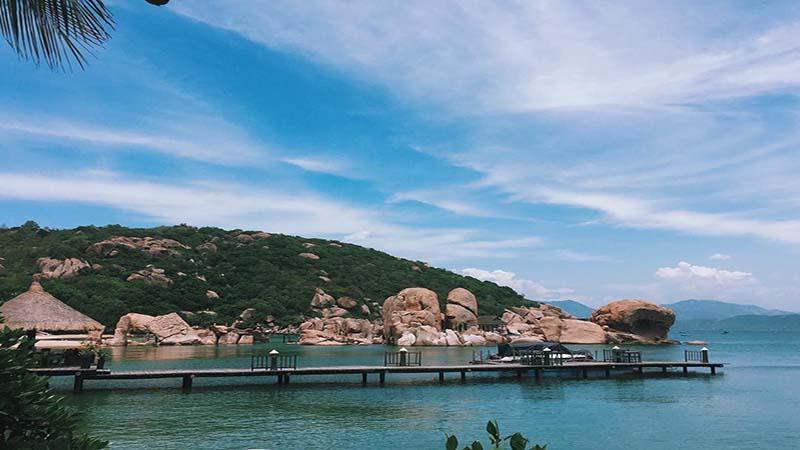 yen hideaway resort cam ranh